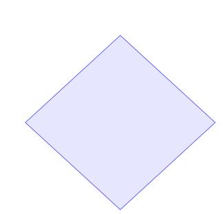 Die Raute/der Rhombus