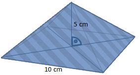 Beispiel Pyramide