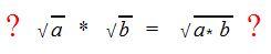 Multiplikation 1