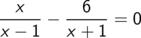 Terme der Gleichung
