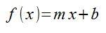 Lineares Wachstum/Zerfall