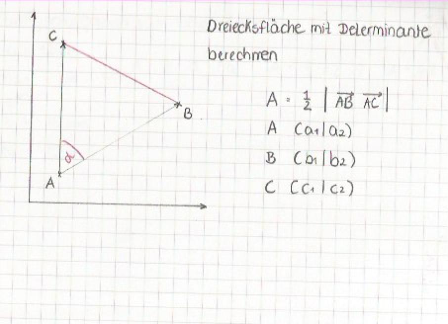 Flächeninhalt eines Dreiecks 2