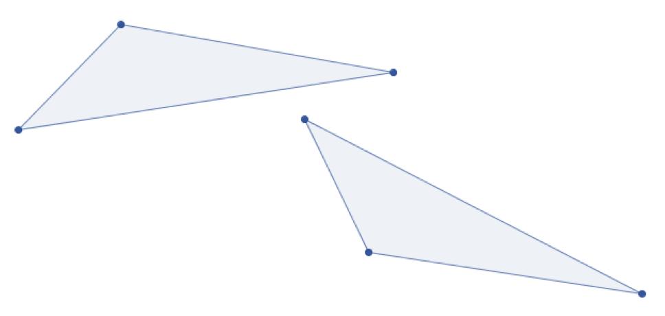 Kongruente Dreiecke